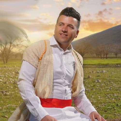 آهنگ گل جومه آبی از امید منصوری