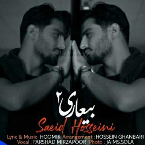 آهنگ بیعاری 2 از سعید حسینی