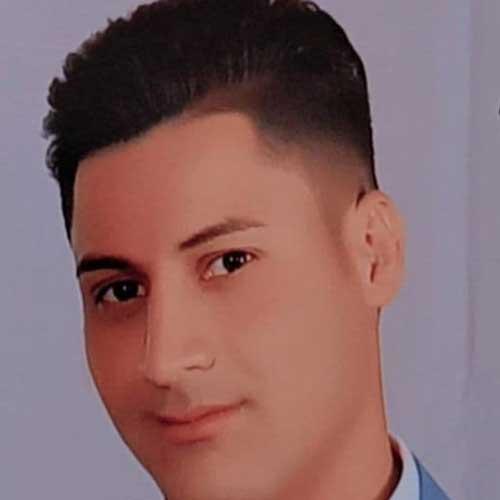آهنگ پریشانم از میثم حسینی