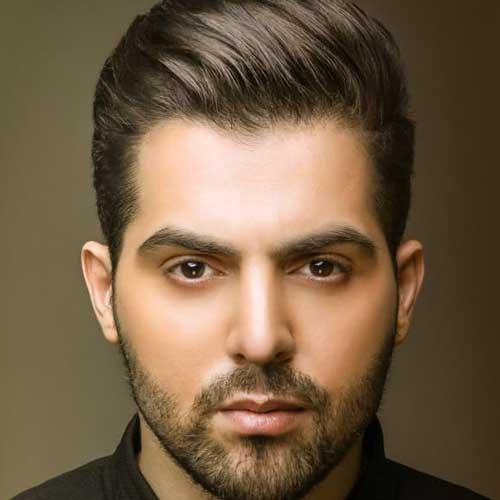 آهنگ آدم همیشگی از سعید کرمانی